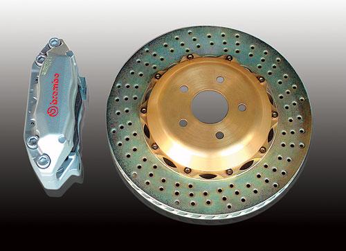 BH レガシィ ツーリングワゴン | ブレーキキット【シムスレーシング】レガシィ(BH) SYMSブレンボブレーキシステム シルバー フェロードパッド スリットローター