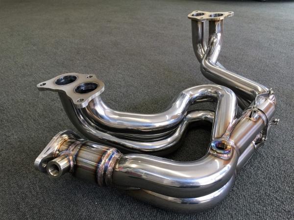 BRZ | エキゾースト / マニホールド【シムスレーシング】BRZ ZC6 A-D EXマニホールド