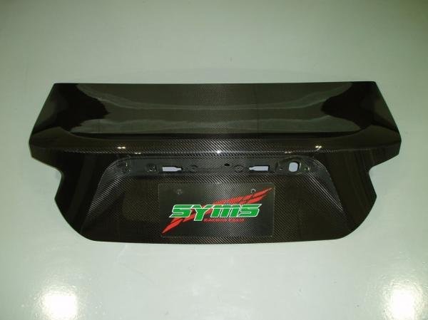 BRZ | トランク / テールゲート【シムスレーシング】BRZ ZC CFRP トランク