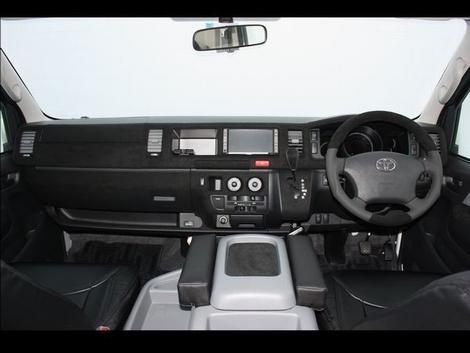 200 ハイエース ワイド | インテリアパネル【ティスファクトリー】ハイエース200系1~3型ワイド インテリアパネル12pキット センターコンソールタイプ バックスキン マニュアルエアコン車