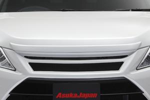 CAMRY V50 | ボンネットスポイラー【アスカジャパン】カムリ V50 フードモール 未塗装品