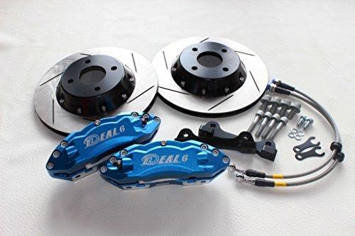【イデアル】WARMUND(ヴァルムント) ライフ JB1/JB2/JB3/JB4 K-Car ブレーキキットキャリパーカラー ブルー 286mm -
