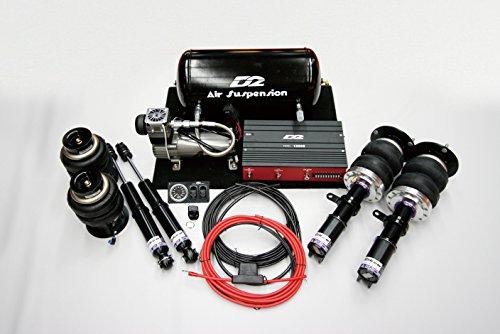 【イデアル】SUPREMR(シュプレム) 電磁弁 フーガ 2WD 04~09 Y50 全長調整式(フルタップ) 減衰力36段 -