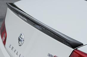 V35 スカイラインクーペ | リアウイング / リアスポイラー【ハセミモータースポーツ】SKYLINE CPV35 リアスポイラー FRP