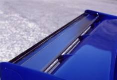 R34 GT-R   ガーニーフラップ【ハセミモータースポーツ】GTR34 カーボンウィッカー [純正リアウィングフラップ用]