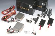 汎用 LED/HID | HID キット【88ハウス】HID キット 55W ハイロー切替タイプ コンバージョンキット 12V 5000K バルブタイプ:H4テーパースライド