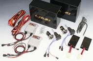 汎用 LED/HID | HID キット【88ハウス】HIDキット 35W ハイロー切替タイプ コンバージョンキット 24V 8000K バルブタイプ:H4テーパースライド