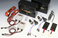 汎用 LED/HID   HID キット【88ハウス】HIDキット 35W ハイロー切替タイプ コンバージョンキット 24V 10000K バルブタイプ:HB1・5スライド