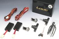 汎用 LED/HID | HID キット【88ハウス】H.I.Dキット 55W ハイパー ハイロー切替タイプ バルブキット 24V 6000K バルブタイプ:H13スライド