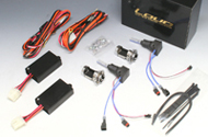 汎用 LED/HID | HID バーナー/バルブ【88ハウス】35W ハイロー切替タイプ バルブキット 8000K バルブタイプ:IH01スライド
