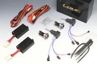 汎用 LED/HID | HID バーナー/バルブ【88ハウス】35W ハイロー切替タイプ バルブキット 4500K バルブタイプ:H4テーパースライド