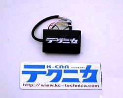 L600 ムーヴ | リミッターカット【ケーシーテクニカ】ムーヴ L600 スピード&ブーストリミッターカット
