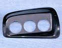 アルト HA12S/22S/23S/12V/23V | インテリアパネル【ケーシーテクニカ】アルト HA12S/22S/12V ヴァリアスパネル セットアップ済仕様 FRP製 追加メーター穴開け加工済品 60Φx3ヵ所 (15mm下側)