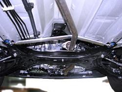 アルト HA36S/36V型 | フロアサポートバー【ケーシーテクニカ】アルト HA36S/HA36V FF車 モノコックバー フロント