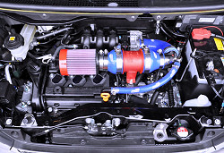 N BOX | エアクリーナー キット【ケーシーテクニカ】NBOX JF1/2 NA車用 パワーMAX レーシング