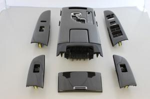 レクサス IS F | インテリアパネル【レムス】Lexus IS-F 09年~ ブラックカーボンコンバージョンキット シートヒーター有りモデル