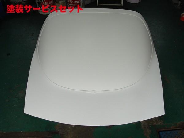 ★色番号塗装発送FD3S RX-7 | トランク / テールゲート【マジック】RX-7 FD3S 超軽量リアハッチ カーボン