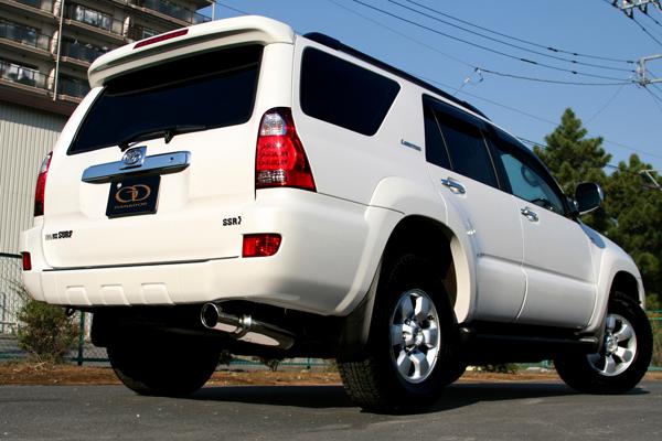 価格は安く 【 右シングル★送料無料】 2.700cc 210 ハイラックスサーフ | サークル ステンマフラー【ガナドール】ハイラックスサーフ 215W 4WD Vertex SUS 2.700cc 右シングル サークル, screw:3d5d6d61 --- canoncity.azurewebsites.net
