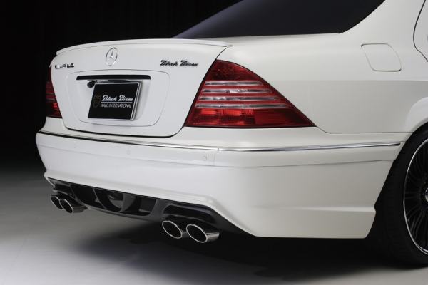 BENZ S W220 | センターパイプ【ヴァルド】【C】BENZ S W220 Sports Line Black Bison Edition 0.3y~ D.T.M SPORTS CENTER MUFFLER サイレンサー無