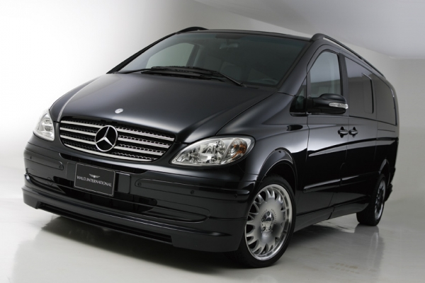BENZ VIANO | スプリング【ヴァルド】【C】BENZ V W639 VIANO EXECUTIVE LINE LOWERING KIT~2011y (V350リアエアサス車用)