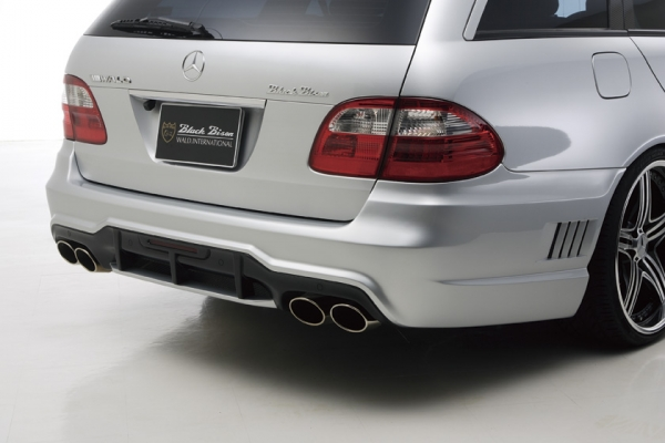BENZ E W211 | センターパイプ【ヴァルド】【C】BENZ E W211 Wagon Sports Line Black Bison Edition~06y/ 07y~ D.T.M SPORTS CENTER MUFFLER サイレンサー無