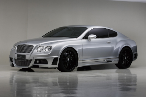 BENTLEY Continental GT | スプリング【ヴァルド】【C】BENTLEY CONTINENTAL GT SPORTS LINE BLACK BISON EDITION LOWERING KIT