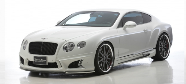 BENTLEY Continental GT   スプリング【ヴァルド】【C】BENTLEY CONTINENTAL GT SPORTS LINE BLACK BISON EDITION 08y~ LOWERING KIT