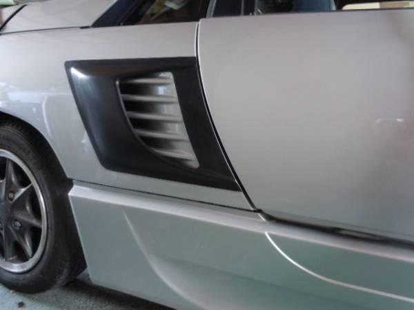 AZ-1 | サイドダクト/サイドパネル【スモールスーパーカー/Tパーツ】AZ-1 PG6SA SMALL SUPER CAR インタークーラーダクト