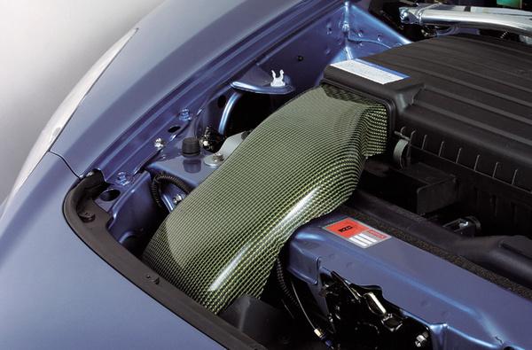 S2000 AP1/2 | エンジンエアガイド【スプーン】S2000 AP1 カーボンエアダクト