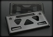 LEXUS IS GSE2# | ナンバーベース【エヌアールディー ウエスト】LEXUS IS 350/250 カーボンライセンスプレート リアのみ