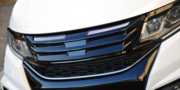 RP ステップワゴン | フロントグリル【ノブレッセ】ステップワゴン スパーダ RP 前期 フロントグリル ABS 未塗装