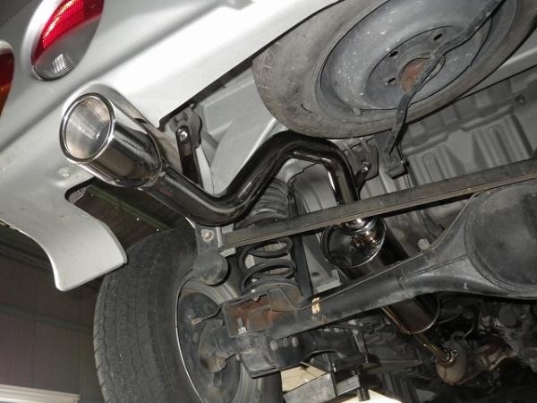 【おすすめ】 タウンボックス | ステンマフラー【GTカープロデュース U61/U62】タウンボックス U61/U62 タウンボックス 中期2型 NA オールステンレスマフラー 中期2型 (H14年8月~H16年9月), ゴルフボンバー:d08d73a9 --- cursosucesso.com