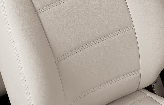 リーフ ZE1 | シートカバー【オートウェア】リーフ ZAA-ZE1系 シートカバー ポイント カラー:グレー(2列目クッションヒーター無車)