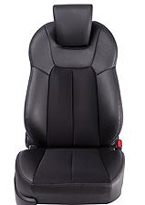 200 ハイエース | シートカバー【オートウェア】ハイエース 200系 バン DX 3人 エアーメッシュ カラー:ブラック