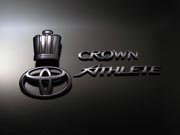CROWN ROYAL | オーナメント / エンブレム | Grazio 20 クラウンロイヤル | オーナメント / エンブレム【グラージオ】クラウン 20 ROYAL SALOON Emblem オパールクローム エンブレム王冠4点SET
