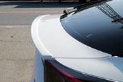 50 プリウス | トランクスポイラー / リアリップスポイラー【グラージオ】Grazio 50系プリウス トランクリップスポイラー  ホワイトパ-ルクリスタルシャイン(070)