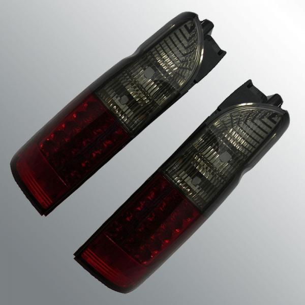 200 ハイエース | テールライト【コーリンプロジェクト】ハイエース 200系 LEDテール 赤スモーククリスタル