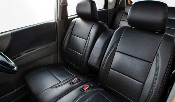 N BOX | シートカバー【コーリンプロジェクト】N BOX カスタム JF1/JF2 STANCE シートカバー スタンダード 2列目アームレスト装備車用 カラー:ブラック