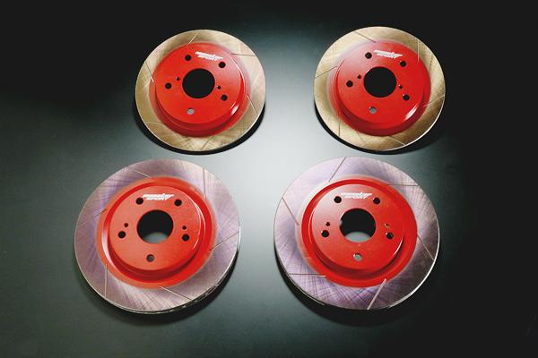 ★送料無料★(一部離島等除く) スイフトスポーツ ZC33S | ブレーキローター / フロント【モンスタースポーツ】スイフトスポーツ ZC33S 6MT/6AT 専用 フロントブレーキディスクローター