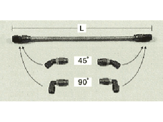 【★送料無料】 【キノクニ】ターボラインシステム 45゜-45゜(TL500-4545AL、ターボラインシステム)