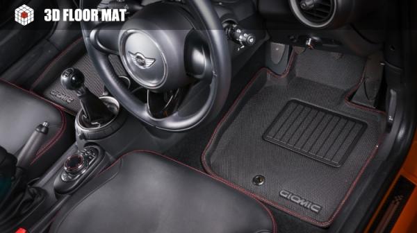 BMW Mini F56 | フロアマット【ジオミック】BMW MINI F55/56/57 3D・フロア・マット