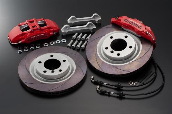 MINI Crossover/Countryman R60 | ブレーキキット【ジオミック】BMW MINI R60/61 システムアップ ブレーキキット フロント
