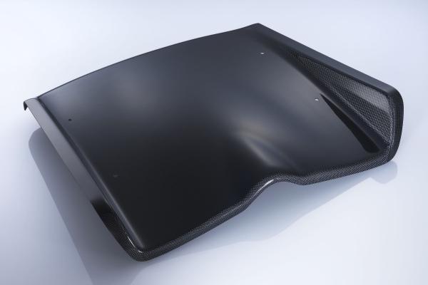 S660 | リアアンダー / ディフューザー【スプーン】S660 N1 リア ディフェーザー