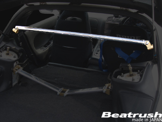 FD3S RX-7   補強パーツ / 室内【レイル / ビートラッシュ】RX-7 FD3S 4~6型用 リアピラーバー
