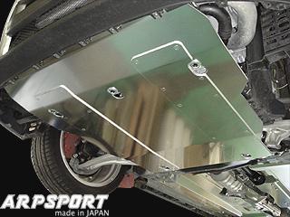 ランサーエボ 10 | フロントアンダー / アンダーパネル【レイル / ビートラッシュ】ランサーエボ 10 CZ4A アンダー ガード ラリープロスペシャル