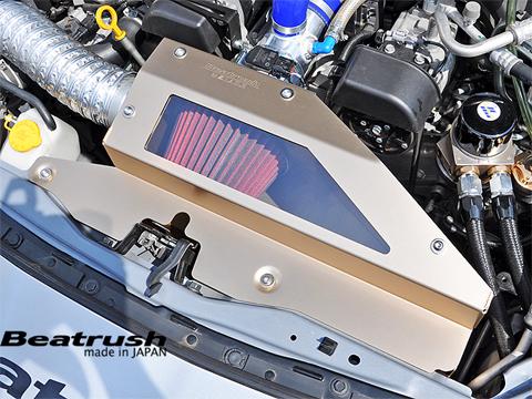 BRZ | エアクリーナー キット【レイル / ビートラッシュ】BRZ ZC6 インテークキット Type-2