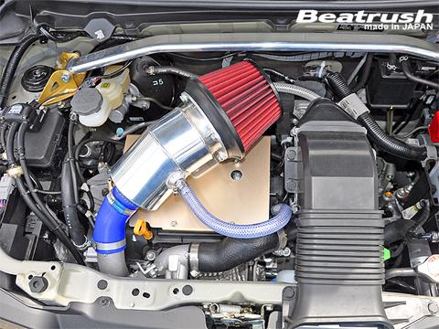 アルト HA36S/36V型 | エアクリーナー キット【レイル / ビートラッシュ】アルト ワークス HA36Sインテークキット