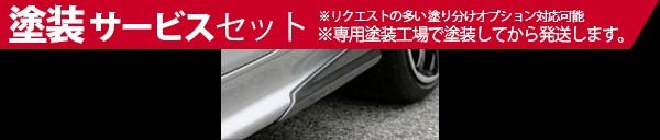 ★色番号塗装発送BMW 3 Series E46 | サイドステップ【ガルビノ】BMW E46 サイドスパッツ Type-B (カーボン製)