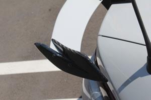 ND ロードスター | GT-WING【ガレージベリー】ロードスター ND ノーマルバンパー用 エモーショナルGTウイング 翼端板カーボン製ASタイプ