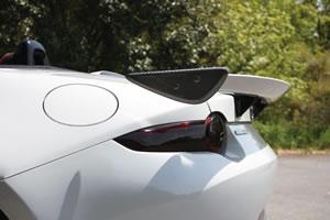 ND ロードスター | 翼端板【ガレージベリー】ロードスター ND GTウイング翼端板カーボン製